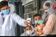 Covid: India Records 46,617 New Cases, 853 Deaths In 24 Hours