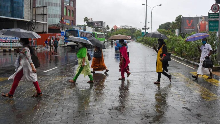 India's Monsoon Gateway Kerala Falling Short Of Rain