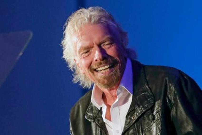 Ahead Of Jeff Bezos, Richard Branson Announces Trip To Space