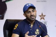 Disappointed On Being Overlooked For England Tour Wahab Riaz Says,