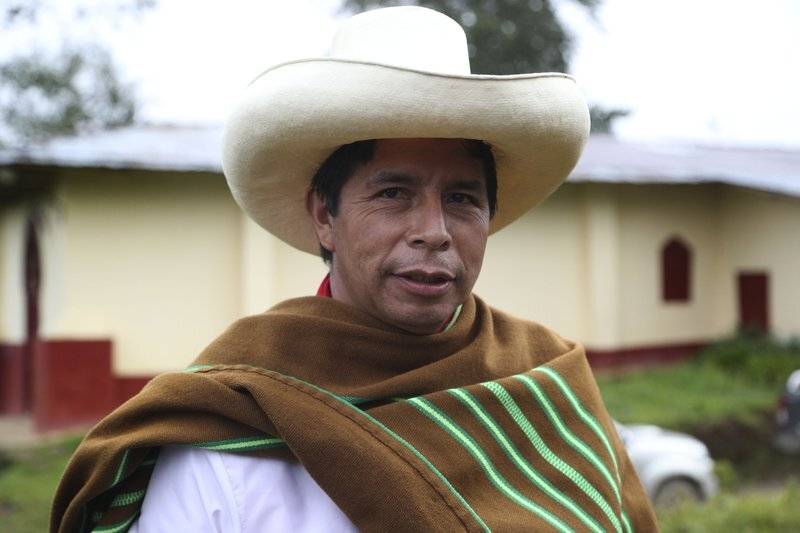 Leftist Rural Teacher Declared President-Elect In Peru