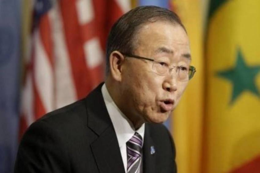 IOC Re-elects Former United Nations Secretary-General Ban Ki-moon As Chair Of Ethics Commission