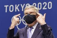 Tokyo Olympics 'Will Give Humanity Faith In The Future': IOC President Thomas Bach