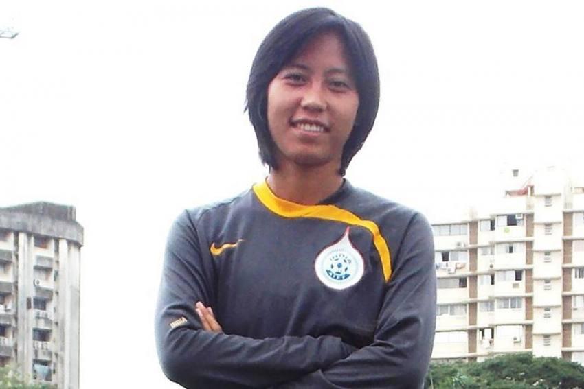 Ngangom Bala Devi Named Women's 'Footballer Of The Year'
