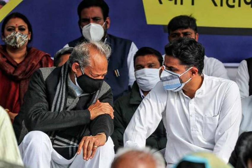 Rajasthan: Sachin Pilot Camp Feels Hopeful After Navjot Sidhu's Elevation In Punjab