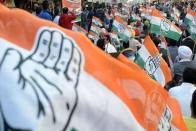 Pegasus Project: Delhi Congress Leaders Take Out Protest Demanding Judicial Inquiry