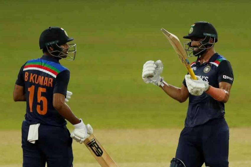 SL Vs IND, 2nd ODI: Deepak Chahar's 69 Helps India Clinch ODI Series 2-0 Vs Sri Lanka - Highlights
