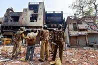 Delhi Court Acquits Man Accused Of Dacoity In First Judgment On Northeast Delhi Riots