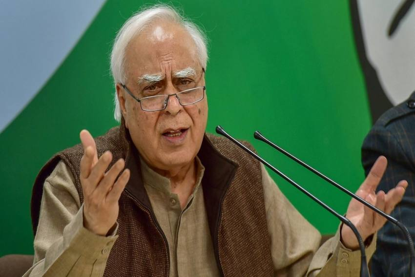 Pegasus Row: Kapil Sibal Asks For SC-Monitored Probe, White Paper In Parliament By Govt
