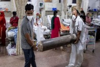 'No Deaths Due To Lack Of Oxygen Specifically Reported By States': Centre