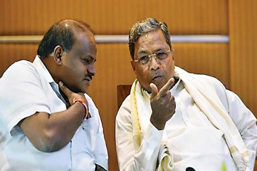 Kumaraswamy, Siddaramaiah Secretaries Were Pegasus 'Targets' During 2019 Karnataka Political Turmoil