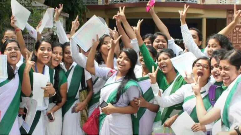 WB Board Records 100 Per Cent Pass Percentage On Class 10 examination