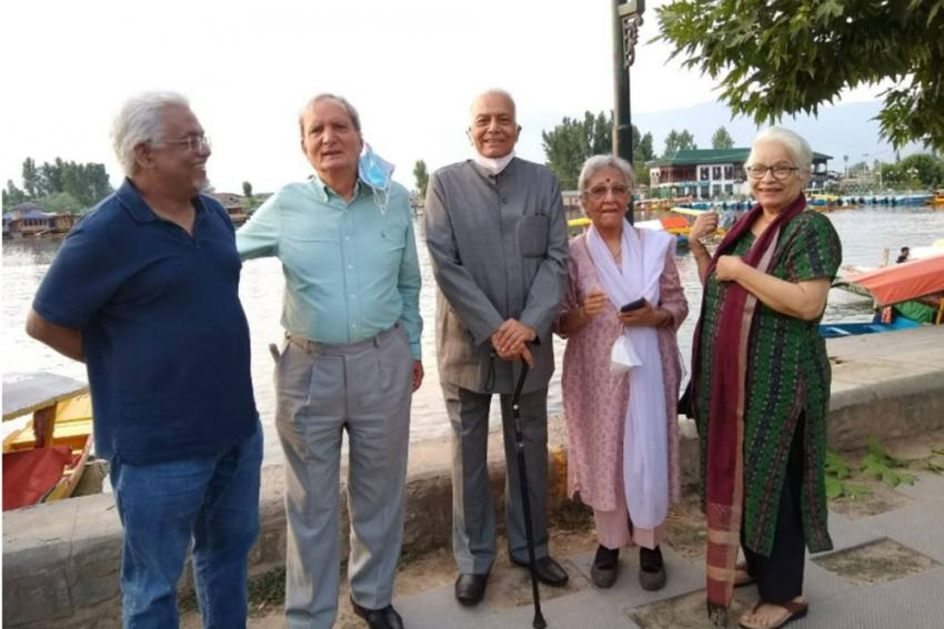 Yashwant Sinha Led Committee Report Says PAGD Will Not Accept Delhi Model Of Statehood For J&K