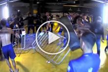 Argentina's Boca Juniors Players Stuck In Brazil After Stadium Brawl - VIDEO