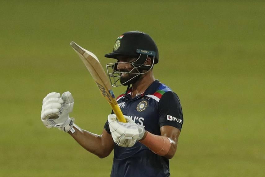 SL Vs IND, 2nd ODI: 'Batting Star' Deepak Chahar Thanks Rahul Dravid