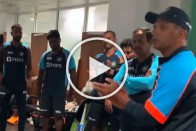 SL Vs IND, 2nd ODI: Rahul Dravid Gives 'Stirring' Speech After India's Thrilling Win Against Sri Lanka - WATCH