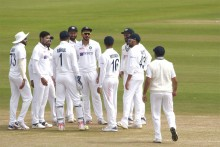 Select County XI Vs Indians, Day 2: Umesh Yadav Stars With Ball, Haseeb Hameed Hits Ton