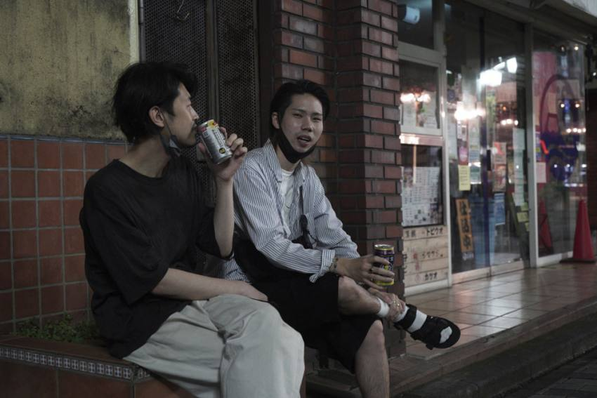 Tokyo Tipplers Continue To Defy Olympic Ban