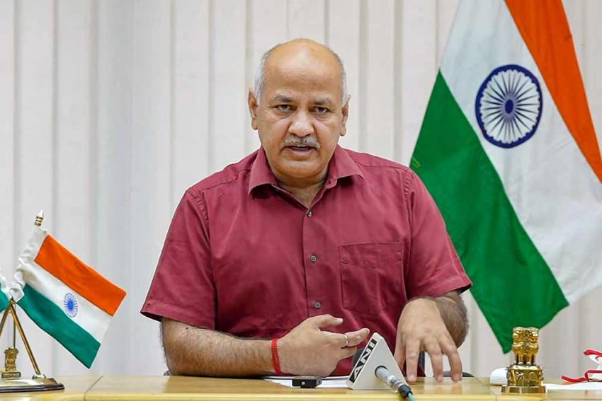 Centre 'Running Cover-Up' Since Start Of Pandemic: Delhi Minister Manish Sisodia