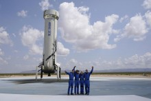 Billionaire Space Race: The Ultimate Symbol Of Capitalism's Flawed Obsession With Growth