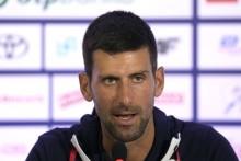 Novak Djokovic Arrives In Tokyo For Olympics