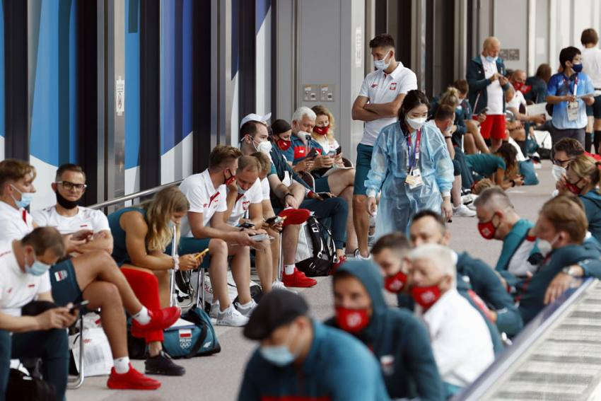 Tokyo Olympics: Brutal! Six Poland Swimmers Sent Home From Japan