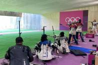 Tokyo Olympics: India's 10m Air Rifle Teams Get Just 20 Minutes Of Training