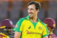 WI Vs AUS, 1st ODI: Mitchell Starc Takes 5 Wickets As Australia Beat West Indies By 133 Runs