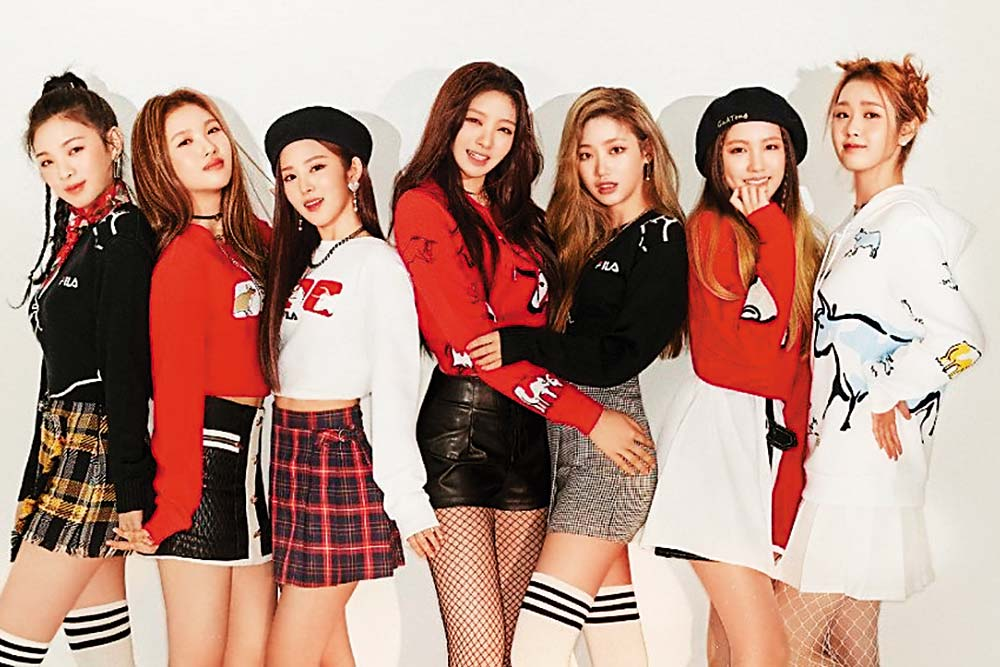 K-Pop Anyone? Tune Into All-Girl Band TRI.BE
