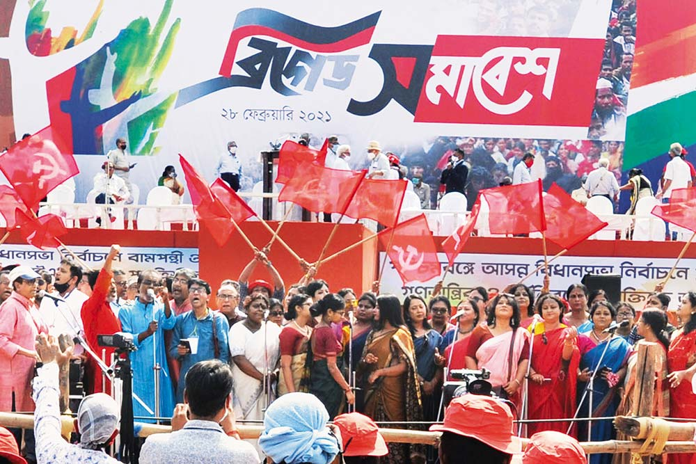 Ekla Chalo Re: Cultural Icons, Intellectuals Abandon Bankrupt Left In Bengal