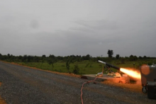 DRDO Successfully Test-Fires Indigenous Man-Portable Anti-Tank Guided Missile