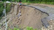 150 People Stranded In Rain Induced Landslide At Uttarakhand's Champawat