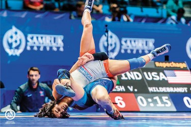 Yogeshwar Dutt's Ringside View Of Indian Grapplers' Prospects In Tokyo