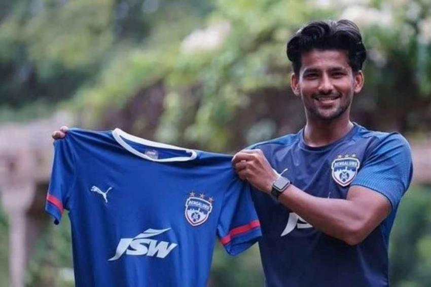 Indian Super League: Bengaluru FC Sign Midfielder Jayesh Rane On Three-year Deal