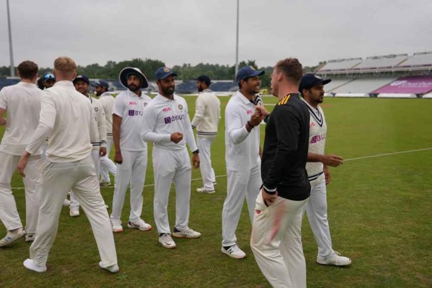 Select County XI vs Indians: Mayank Agarwal, Hanuma Vihari, Ravindra Jadeja Among Runs On Final Day