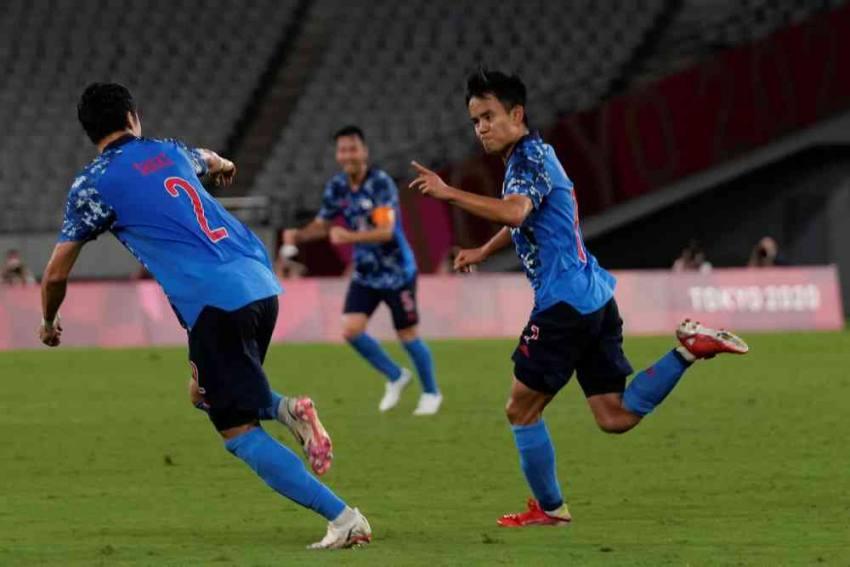 Tokyo Olympics: Ivory Coast, Mexico, Japan, New Zealand Win, Egypt Hold Spain In Football