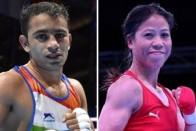 Tokyo Olympics: Amit Panghal And 3 Others Get First Round Bye, Tough Draw For Other Indian Boxers