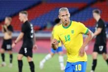 From Copa America To Tokyo Olympics, Richarlison Nets Three As Brazil Beat Germany 4-2