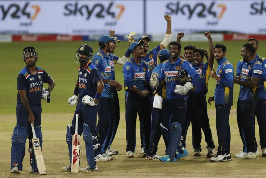 SL Vs IND: Sri Lanka Fined For Slow Over Rate In Second ODI Against India