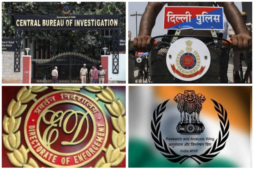 Top 10 Snooping Agencies Of India