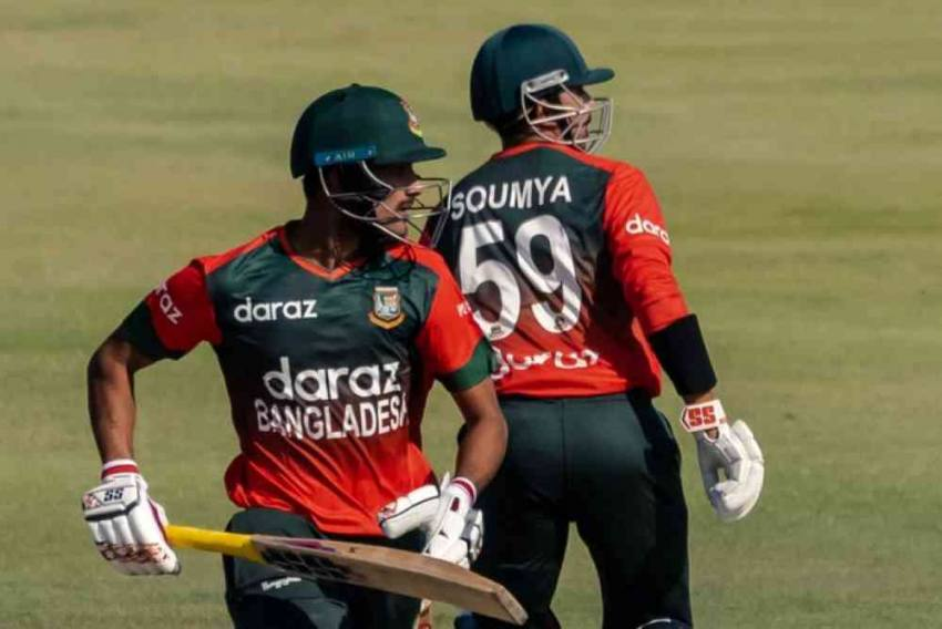 ZIM vs BAN: Bangladesh Cruise To Win 1st T20 After Zimbabwe Collapse