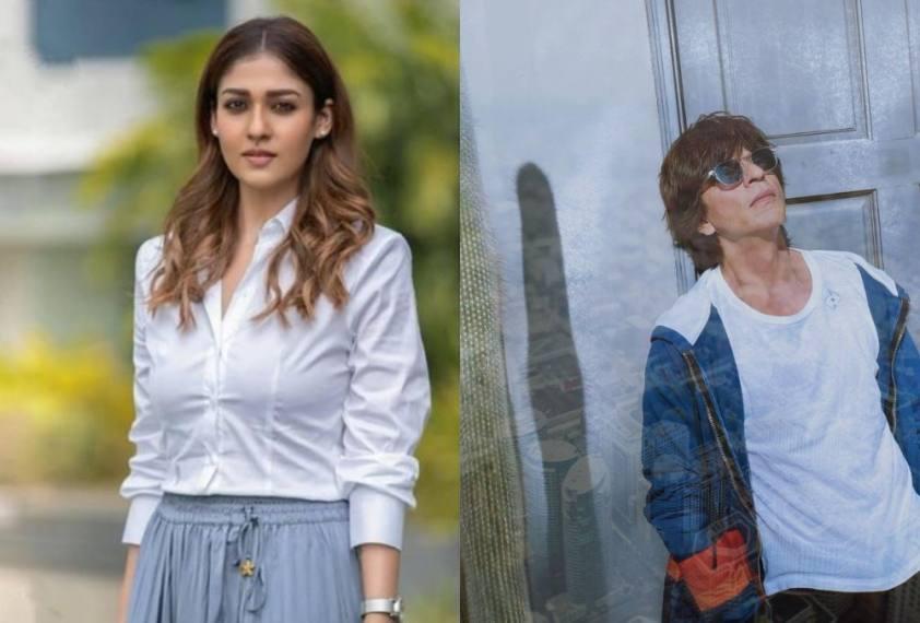Nayanthara To Make Her Bollywood Debut With Shah Rukh Khan