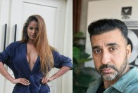 Poonam Pandey Accuses Raj Kundra Of 'Leaking' Her Mobile Number With Message 'Call Me I'll Strip For You'