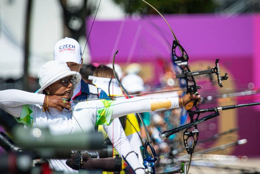 Tokyo Olympics, Archery: India 9th In Both Men's Team And Mixed Pair Rankings