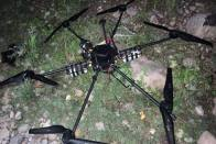 Drone Shot In Jammu Was Assembled, Parts Were Made In China, Taiwan, Hong Kong: Police