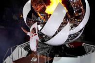Tokyo Olympics: Naomi Osaka Lights Olympic Cauldron Says, 'The Greatest Honour'