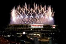 COVID-hit Tokyo Olympics Open Sans Customary Razzle Dazzle