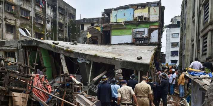 House Collapse In Mumbai's Govandi Kills Two, Eight People Are Injured