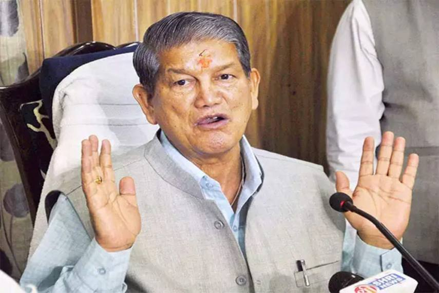 Congress Bets On Harish Rawat To Wrest Poll-Bound Uttarakhand From BJP