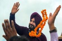 Navjot Singh Sidhu Is The New Punjab Congress President